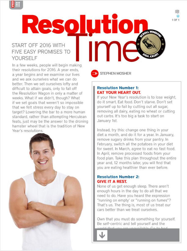 EDGE Magazine Dec 2015